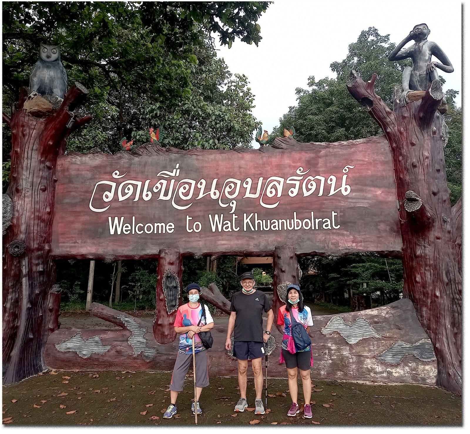La marche dominicale (Thaïlande)