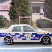 FORD SIERRA BURAGO 1/43 MADE IN ITALY BBURAGO FABRIQUE EN ITALIE - car-collector.net