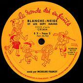 """""""Blanche Neige"""" conté par Micheline Francey - l'oreille cassée"""