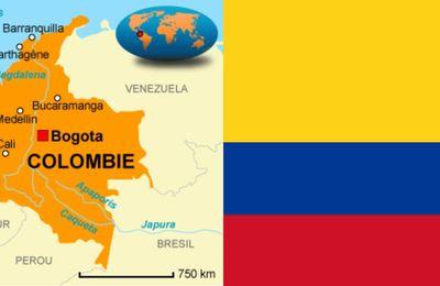 HALTE À LA RÉPRESSION EN COLOMBIE : SOLIDARITÉ !