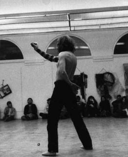 Handy @ Zbigniew Warpechowski 1981. Fine Arts Dpt. Liverpool