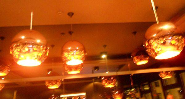 lumières d'intérieur