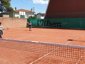 ME Crins : Club tennis