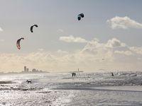 Plage de Wassenaar (10 novembre 2013). Wassenaar strand.