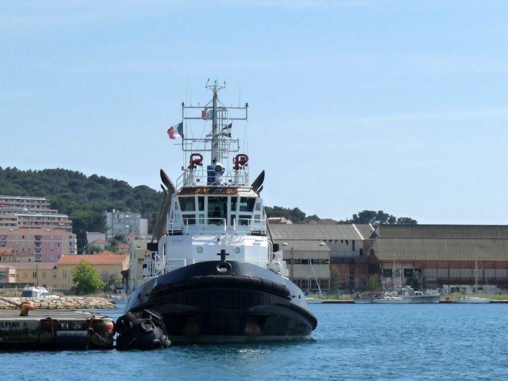 PIERO NERI , remorqueur italien à la Seyne sur Mer