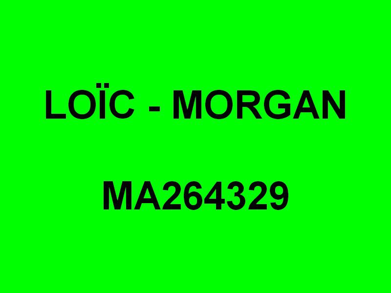 LOIC-MORGAN  MA264329 , a quai dans le port des Lecques à Saint Cyr sur Mer le 12 mai 2014