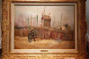 Une toile de Van Gogh adjugée à 13 millions d'euros à Paris