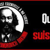 ★ Qui était vraiment Bakounine ? - Socialisme libertaire