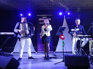 Orchestre musette au Cap d'Agde