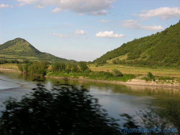 Route 7 Valcéa -Sibiu, Roumanie en camping-car