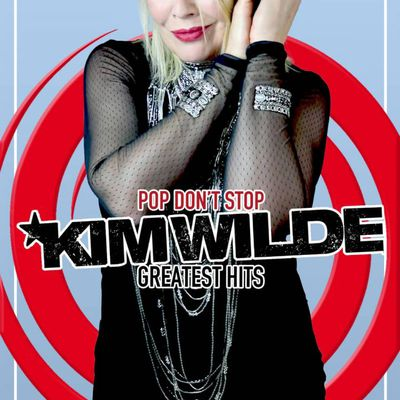 Kim Wilde Pop Don't Stop Greatest Hits disponible à partir du 6 août