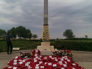 Photographies du Lochnagar Crater