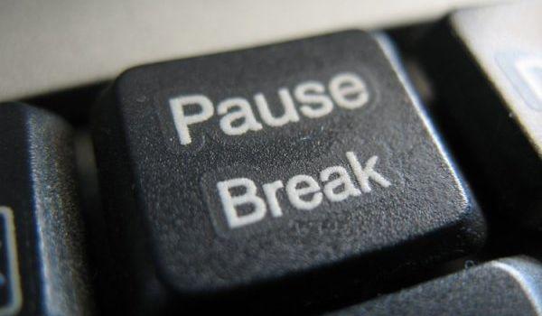 Take a break...