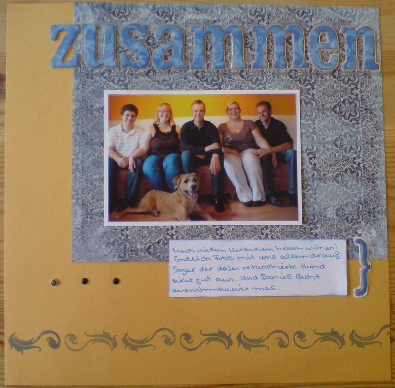 Album - Layouts 2009