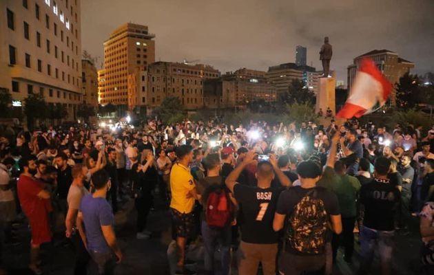 Sur la situation politique au Liban