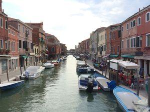 Venise, Murano et Burano