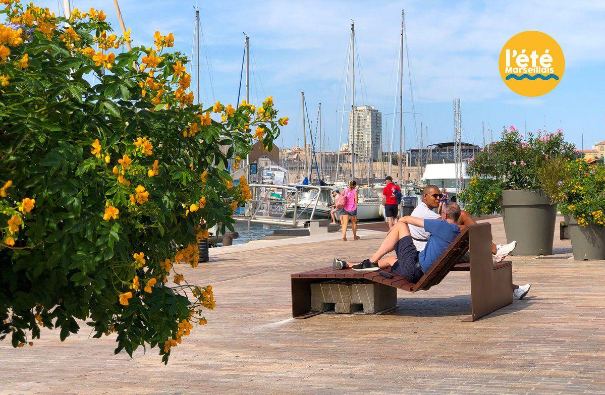 MARSEILLE: Réappropriez vous le Vieux-Port tout au long de l'été
