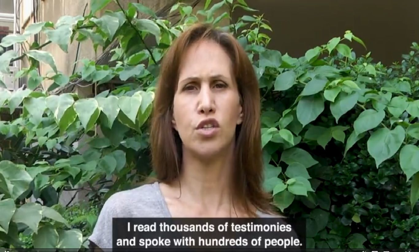 Israel : témoignages post-injections (anglais)