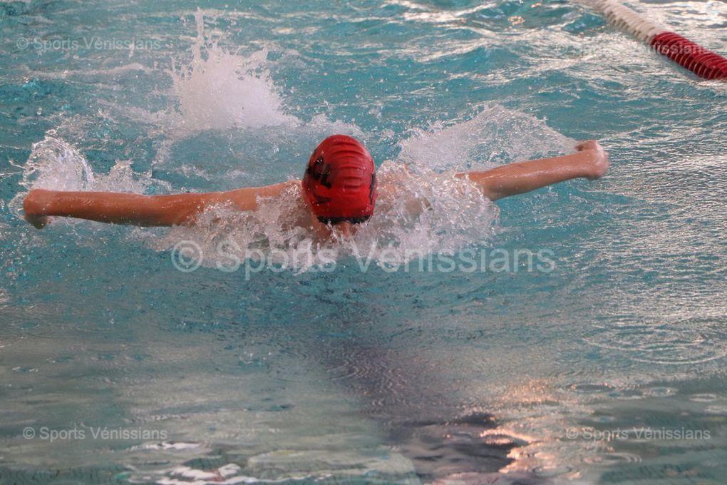 Cent-vingt nageuses et nageurs ont participé au samedi nautique du CMO V2nissieux Natation