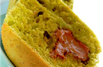 Muffins Pistache & Pralinoise