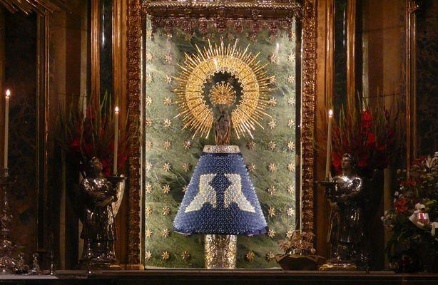 12 ottobre : Nostra Signora del Pilar - una storia straordinaria