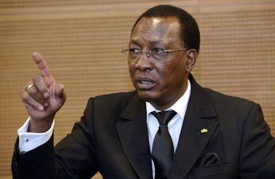 Idriss Déby, presidente de Tchad: Boko Haram ha recibido nuevos vehículos blindados fabricados en Europa... ¿quién engaña a quién?
