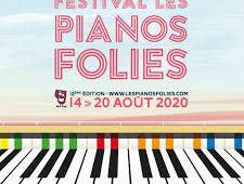 LE 12ème FESTIVAL DE PIANOS FOLIES AU TOUQUET  .