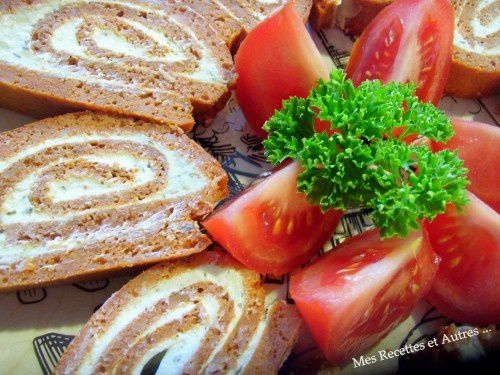 Roulé Tomate/Fines Herbes