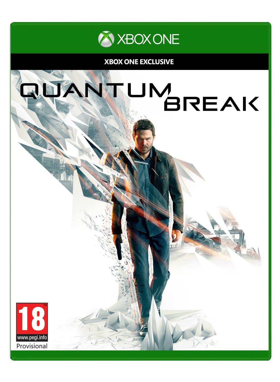 Quantum Break - nouveau trailer The Games Awards 2015 - Exclu #XboxOne #Remady