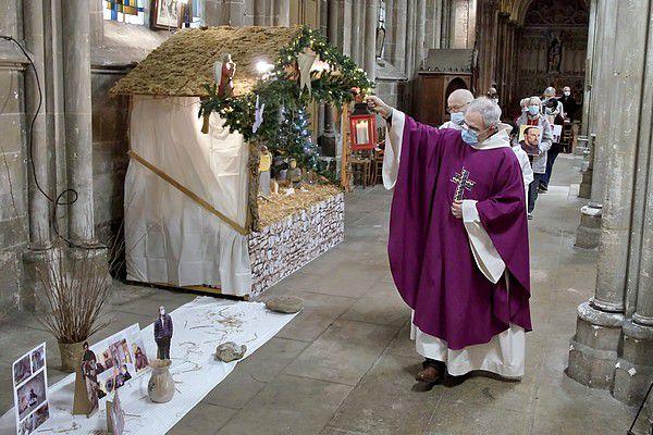 4ème dimanche de l'Avent / Fêtes de la Nativité