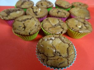 ChocoBrownies comme un Muffin