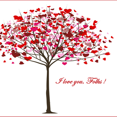 Love in the air ?