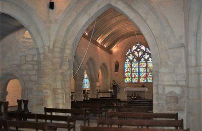 Chapelle de Bretagne : ND de Tréminou à Plomeur (29)