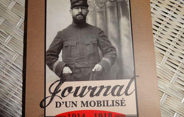 Journal d'un mobilisé 1914-1918 de Auguste Allemane