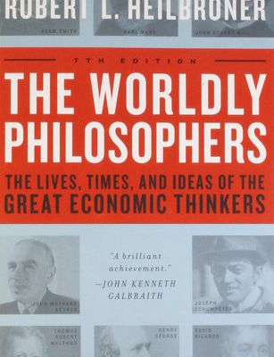 (PDF) R.E.A.D The Worldly Philosophers By Robert L. Heilbroner Online Book