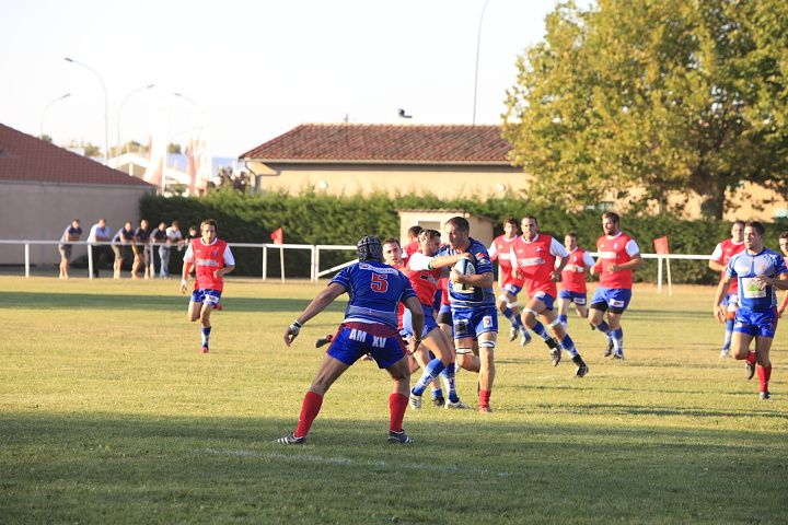 Match Sénior B Avenir Muretain / Gan