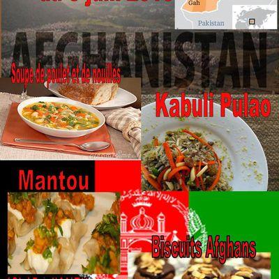 Saveurs afghanes à la SAVA...