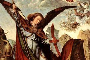 Saint Michel Archange, gardien de la Papauté