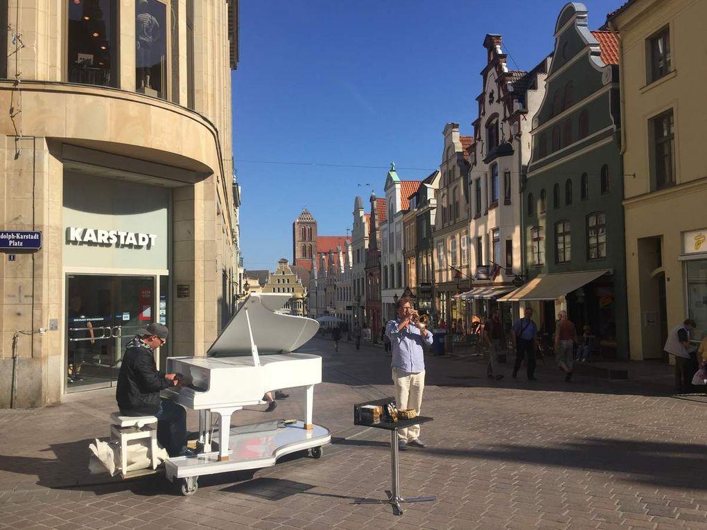 L'été de la boitamoutards - Épisode IV : la mer Baltique/Rostock et Wismar