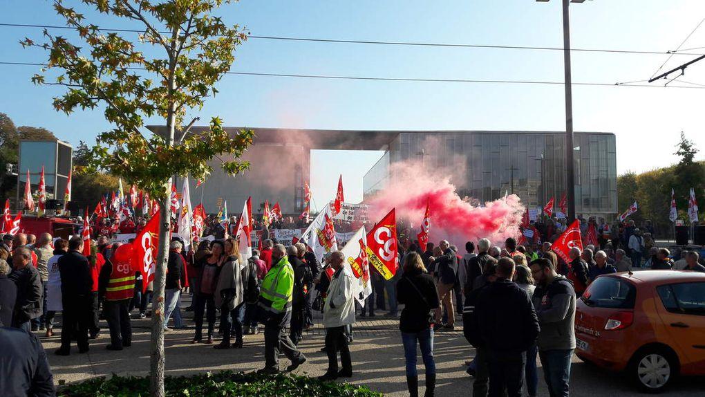Manifestation interpro du 9 octobre 2018 ! 😊
