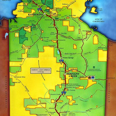 Bons plans Northern Territory