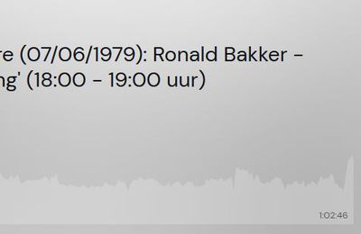 07 juin 1979: Radio Delmare