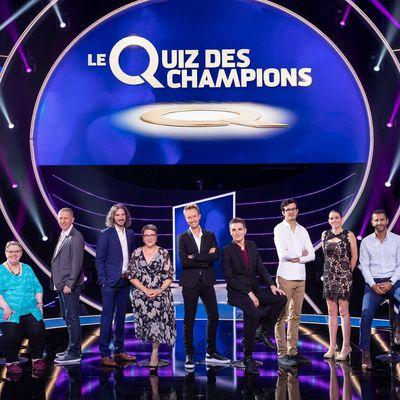 Nouveau, Le quiz des champions, le samedi 09/10/2021 à 21h05 sur France 2