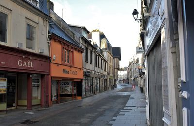"La composition de la commission extra-municipale ""Revitalisation du centre-ville"" de Quimper"