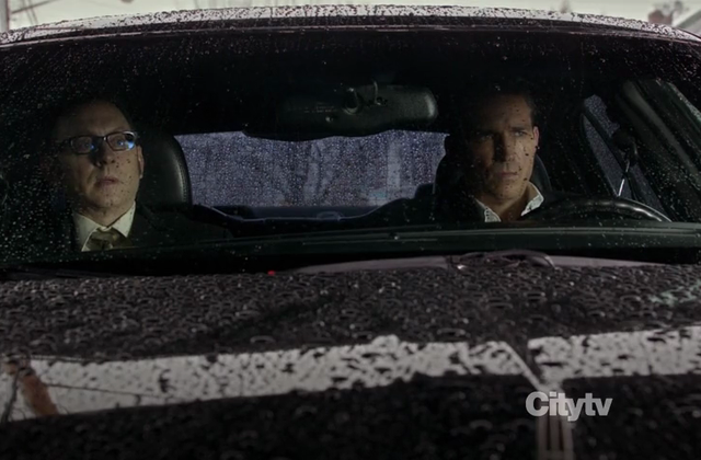 Critiques Séries : Person of Interest. Saison 1. Episode 15. Blue Code.