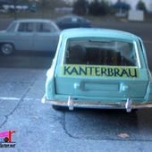 RENAULT 12 BREAK KANTERBRAU SOLIDO 1/43 - car-collector.net