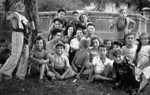 6 avril 1944. Rafle des enfants d'Izieu...