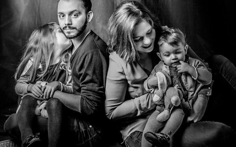 16 décembre - Portrait de famille à Quiberon