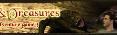 Dungeons & Treasure - March is here.