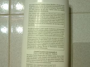 Yves Rocher Shampoo Delicato all'Hamamelis